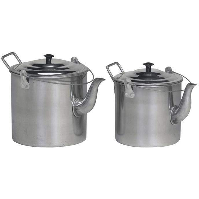 Outdoor Connection Stainless Steel Teapot Billy