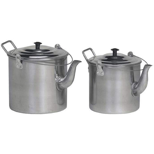 Outdoor Connection Aluminium Teapot Billy
