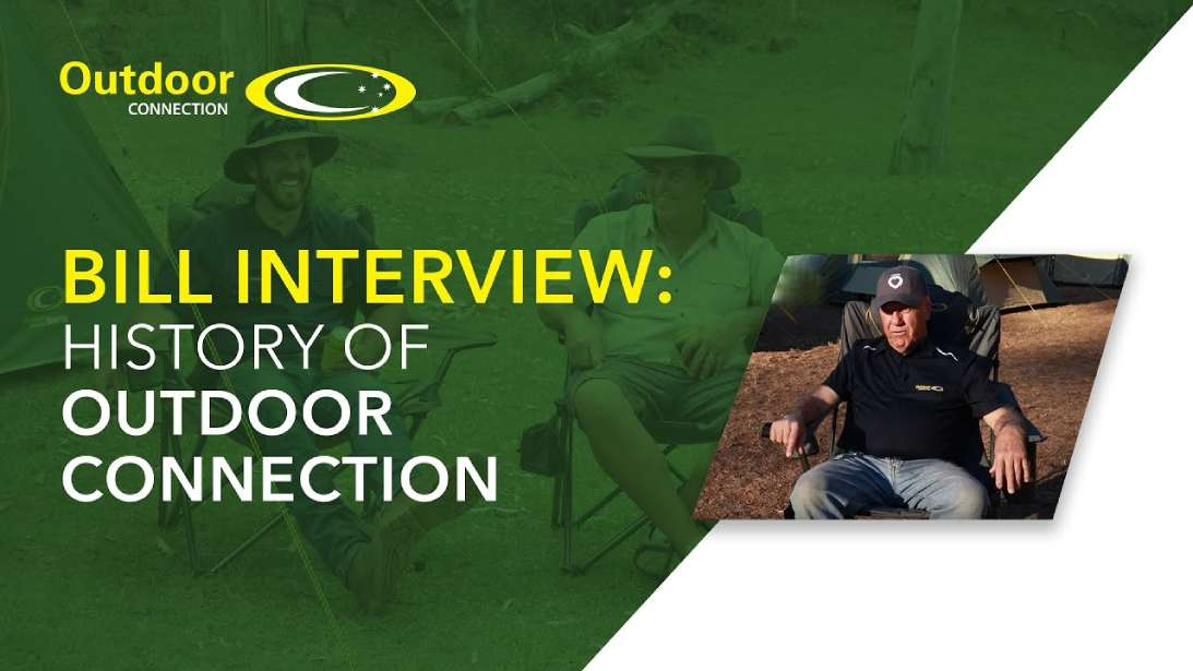 Bill Video Interview, History of Outdoor Connection