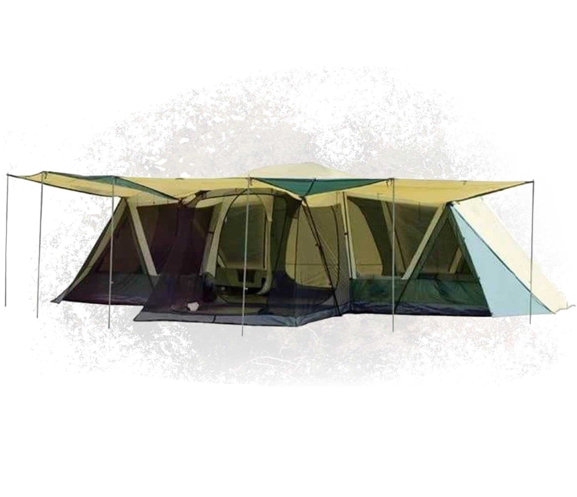 FAMILY TENT GALAXY PLUS FAMILY DOME TENT