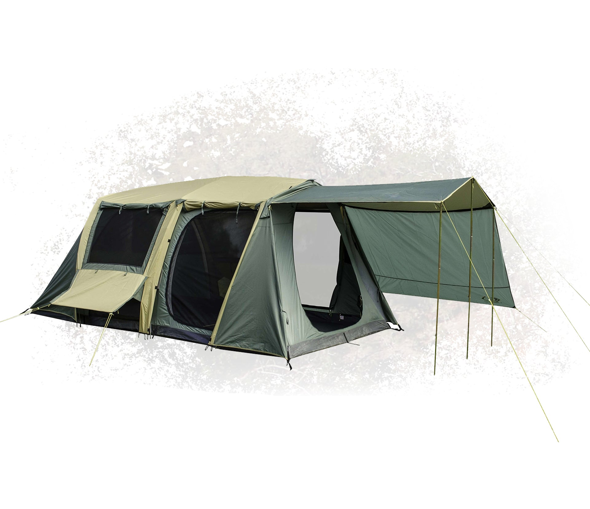 FAMILY TENT BEDARRA 2R FAMILY DOME TENT
