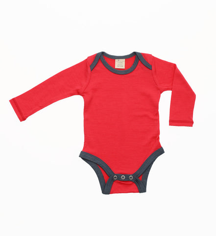 Merino Long-Sleeve Bodysuit