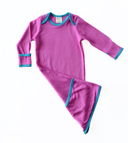 Merino Infant Sleep Gown