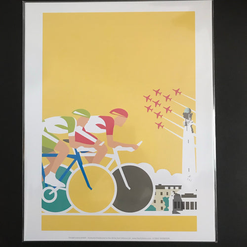 Tour of Britain Print