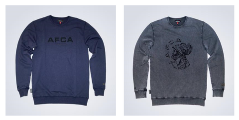 Casual sweaters AFCA