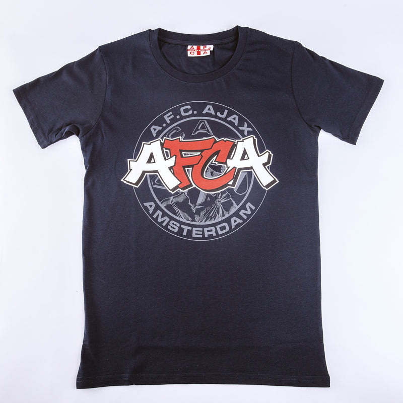 T-shirt grafitti AFCA