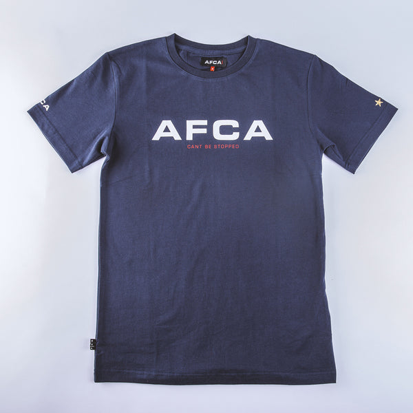 T-shirt AFCA navy