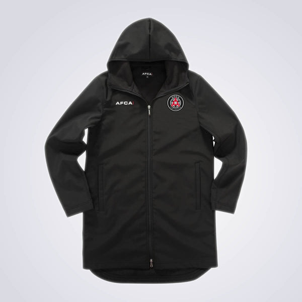 AFCA jacket academy Black