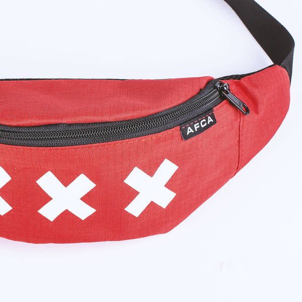 FANNY PACK RED