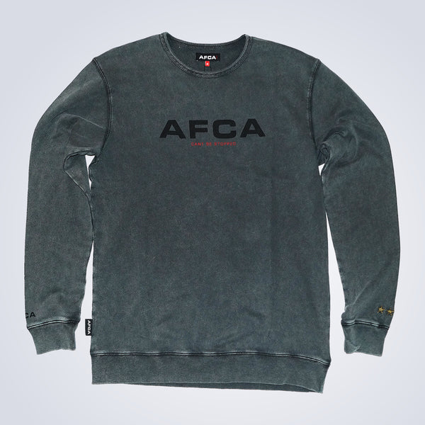 Casual Sweater AFCA Grey