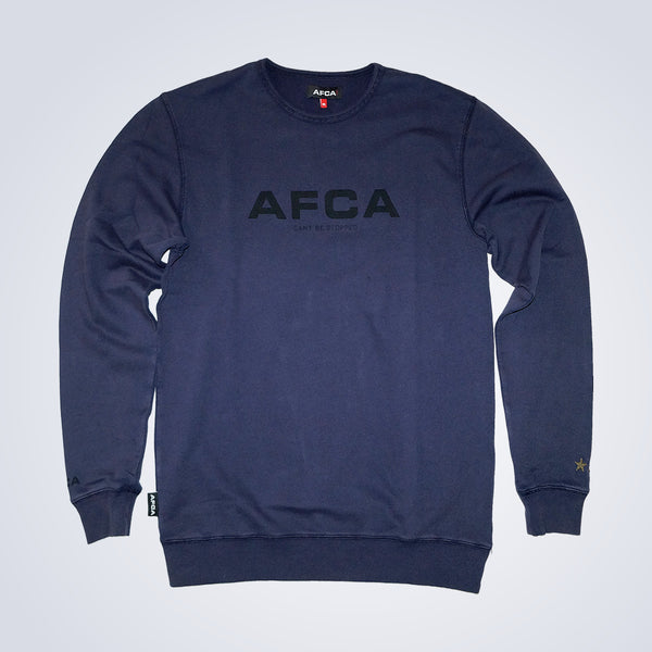 Casual Sweater AFCA Navy