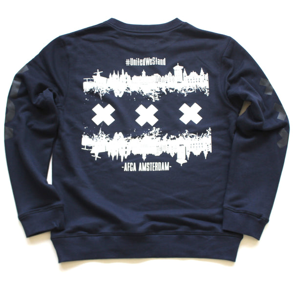 Sweater AFCA Skyline Navy