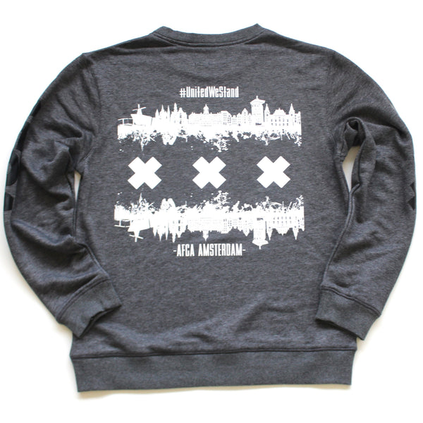 Sweater AFCA Skyline Grey