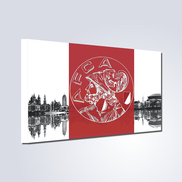 Canvas Skyline AFCA