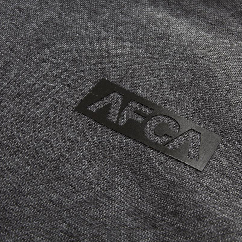AFCA sweater Grey lifestyle