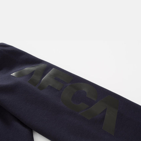 AFCA sweater Navy lifestyle
