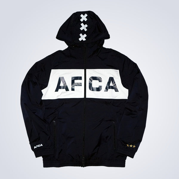 Windbreaker navy AFCA full zip