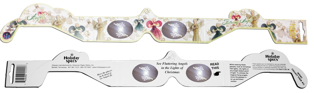 Angels Holiday Specs