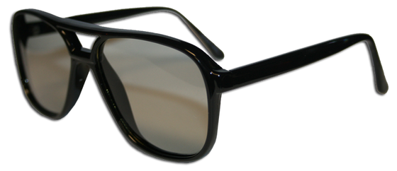 Circular Polarized Aviators
