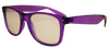 Purple Plastic Diffraction Glasses