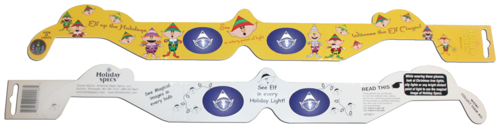 Elf- Holiday Specs