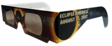 Eclipse Glasses- Patriotic