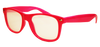 Pink Diffraction Glasses