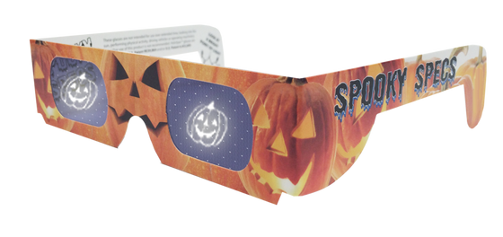 Halloween Pumpkin Glasses