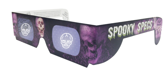 Halloween Skull Glasses