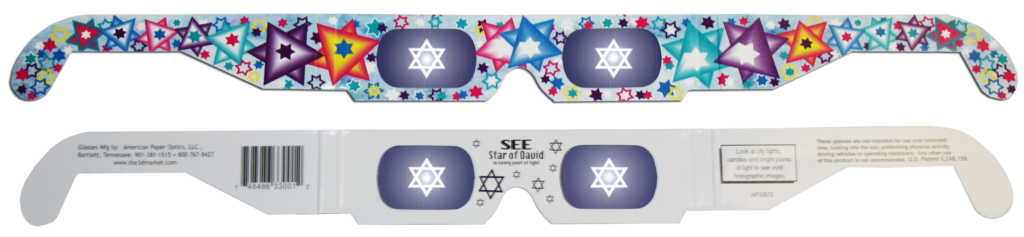 Star of David- Eye Witness