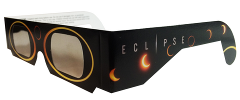 Eclipse Glasses- Sun Circles