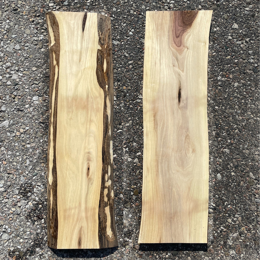 DIY Sappy Walnut Charcuterie Boards