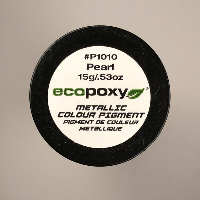 Pearl Ecopoxy Metallic Pigment - Jeff Mack Supply