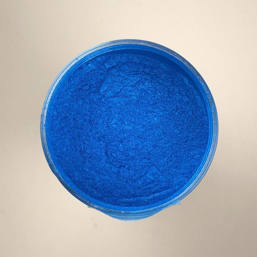 Cobalt Blue- Black Diamond Metallic Pigment - Jeff Mack Supply