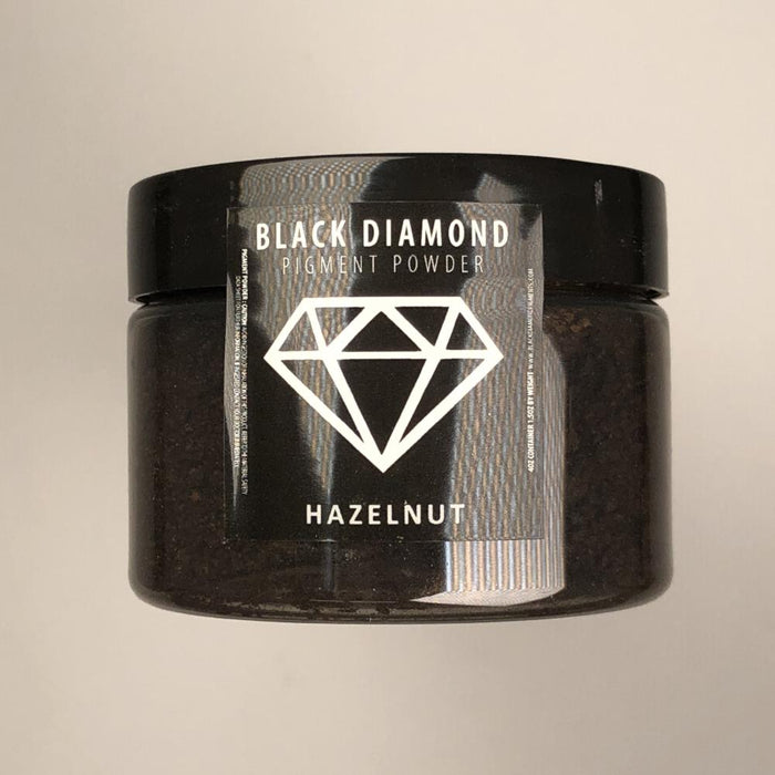 Hazelnut- Black Diamond Metallic Pigment - Jeff Mack Supply