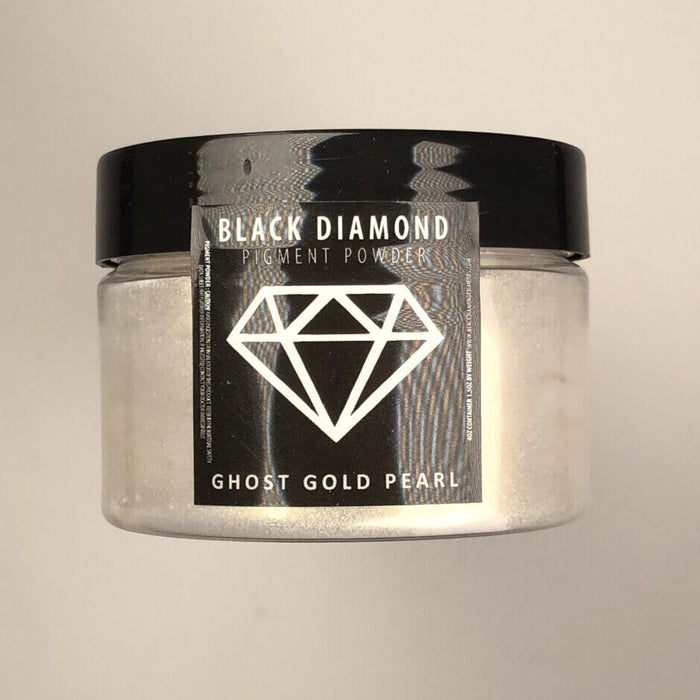 Ghost Gold Pearl- Black Diamond Metallic Pigment - Jeff Mack Supply