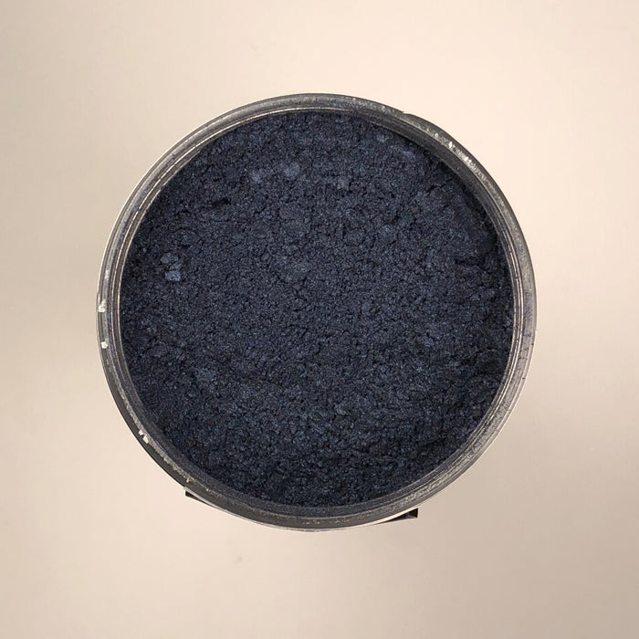 Midnight Blue- Black Diamond Metallic Pigment
