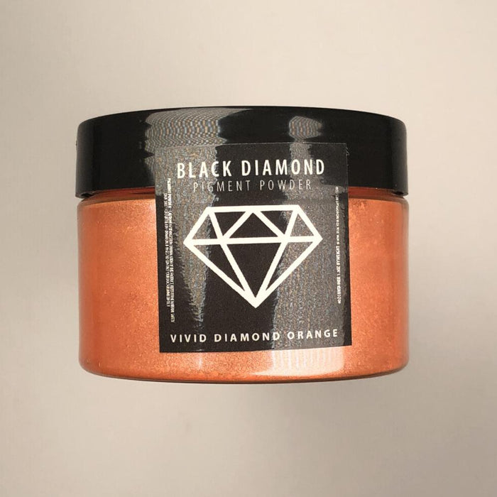 Vivid Diamond Orange- Black Diamond Metallic Pigment - Jeff Mack Supply