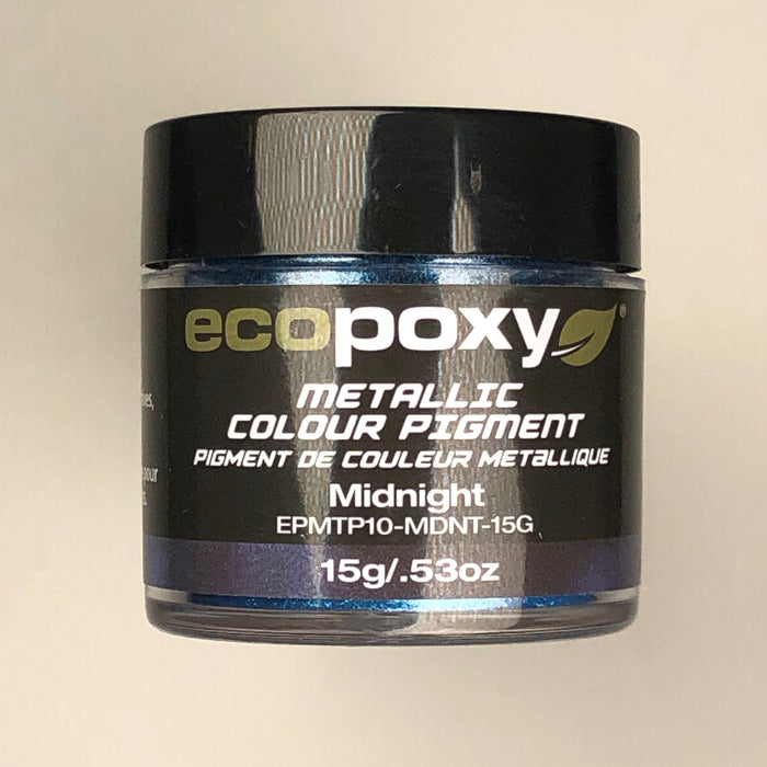 Midnight Ecopoxy Metallic Pigment