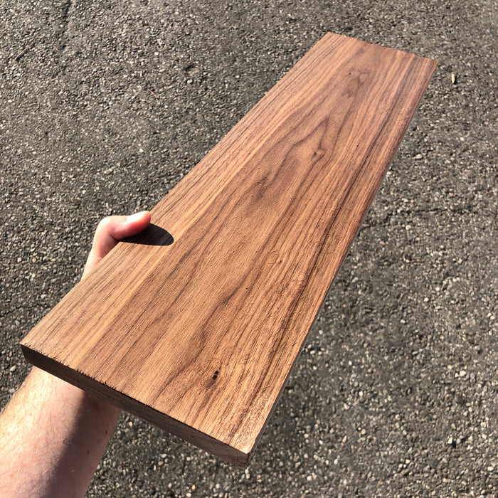 Walnut Dimensional Boards | Dressed 4 Sides