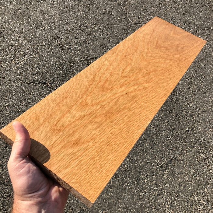 White Oak Dimensional Boards | Dressed 4 Sides