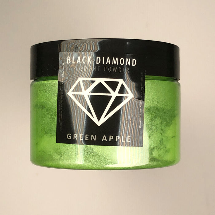Green Apple- Black Diamond Metallic Pigment