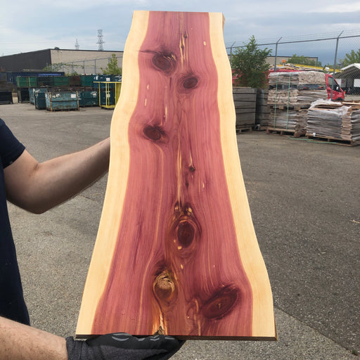 DIY Aromatic Cedar Charcuterie Boards
