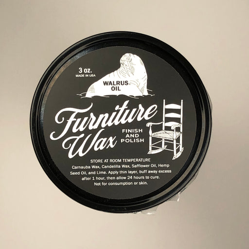 Furniture Wax- 3oz Can