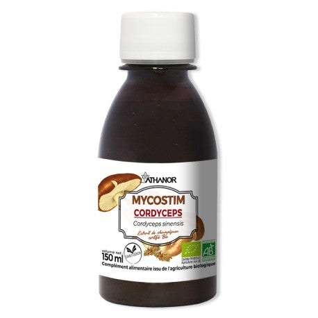 Cordyceps solution buvable bio
