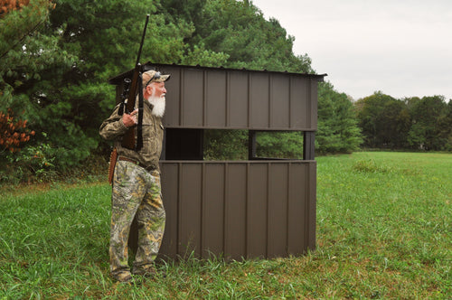 The 40 Year Hunting Blind