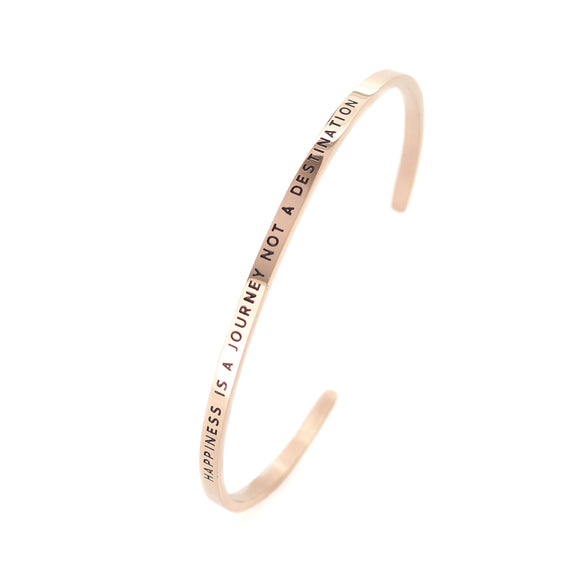 Rose Happiness Bangle - DayDream Jewellery