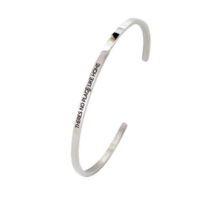 Theres No Place Like Home Bangle - DayDream Jewellery