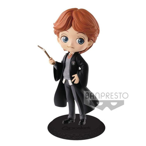 Figura Ron Weasly Harry Potter Q Posket