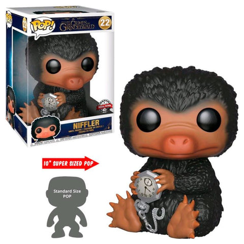 Figura POP Fantastic Beasts 2 The Crimes of Grindelwald Niffler 25cm